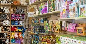 gift & toys shop